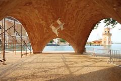 IMG_5135 (trevor.patt) Tags: foster block shell tile vault venice biennale architecture arsenale
