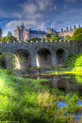 Drummond Castle (RSpechtphotography) Tags: top20bridges drummondcastle bridge