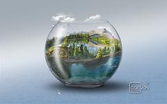 Atelier2 - Natureza preservada (Carlos Atelier2) Tags: atelier2 natureza montanhas gua lago rochas arvores aoarlivre carlos