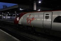 The first born 390 (cosmostrainadventures) Tags: virgintrains class390 pendolino vtwc london euston londoneuston eus 390001 virginpioneer
