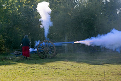 Fort_Seclin_2016_10_16_IMG_0392 (bypapah) Tags: papah fort fortification france nord seclin north 2016 reunion meeting militaire military reconstituionhistorique historicalreenactment