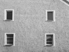 Windows II (schauplatz) Tags: bayerischerwald bayerwald deutschland lamerwinkel urlaub cham windows fenster wall mauer struktur structure haus house architektur architecture