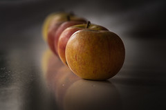 Autumnapple (Algots) Tags: row rad pple hst autumn apple fs161016 fotosondag