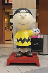 Charlie Brown, Santa Rosa Plaza (New York Big Apple Images) Tags: santarosa sonoma peanuts schulz
