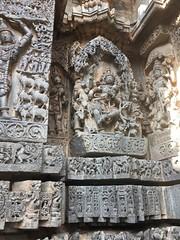 Temple walls5 (kaushal.pics) Tags: helbedu hoysala