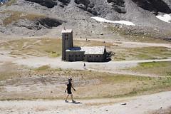 Polo / 16 (Attimo) Tags: francia france alpi alps iseran 2016 estate chiesa persone