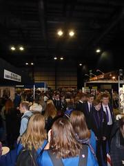 Students at Skills Scotland Glasgow 2016