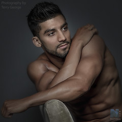 Rohan Verma NFM (TerryGeorge.) Tags: rohan verma nfm natural fitness models abs sixpack workout toned athletic muscle terry george shirtless underwear model male