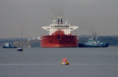 Coast 132 (KK79177) Tags: ship tanker fawley