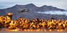 Aviation Nation (Pete Foley) Tags: lasvegas nevada airshow nellisairforcebase fire mountains whyimovedtovegas perefoleyphotography littlestories picswithsoul