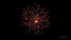 """""""Baby, you're a firework"""" - Katy Perry (Arvind_S) Tags: firework diwali india mychennai chennai sky night dark color noperson cannon longexposure celebrations colors happiness blast rocket katy perry katyperry"""