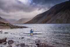 WastWaterKayak061116-6112 (RobinD_UK) Tags: wast water kayak paddle cumbria lake district wasdale