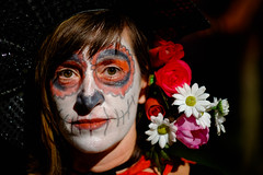 Catrina (fruizh) Tags: turina halloween nocturna montequinto 2016 maríajosé doshermanas fruizh