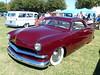 1951 Ford Custom (bballchico) Tags: 1951 ford victoria custom poorboyscc billetproof billetproofantioch