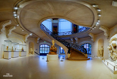 Petit Palais (brenac photography) Tags: brenac d810 france nikond810 brenacphotography nikon wow paris îledefrance fr hdr oloneo panorama petit palais nopeople empty stairs escaliers musee museum visiting tourism