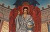 Italy - Roma, S.Paolo entro le mura (dario lorenzetti) Tags: italy roma spaoloentrolemura preraphaelite burnejones