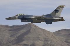Aggressor 159 (dcnelson1898) Tags: 2016aviationnationairshow nellisairforcebase lasvegas nevada airshow airplanes militaryhistory unitedstatesairforce agressorsquadron f16falcon viper training