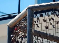 Locked Love (mikecogh) Tags: marino lookout locks love commitment custom global padlocks