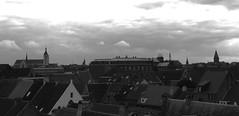 vanop het dak van brouwerij Het Anker (mechelenblogt_jan) Tags: mechelen hetanker olvoverdedijlekerk heilighartkerk scheppersinstituut