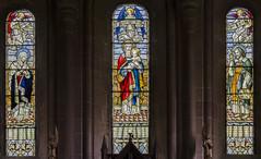 Photo of Threekingham, St Peter's church, East window