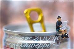 Ring Push (Pikebubbles) Tags: davidgilliver davidgilliverphotography smallworld itsasmallworld littlepeople thelittlepeople miniature miniatures miniatureweekly miniatureart miniart figurine figurines fineartphotography myartbroker creative creativephotography canon macro toys toy toyart