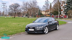 Audi_S6_10 (holloszsolt) Tags: audi s6 biturbo outdoor vehicle sport car autokeramia
