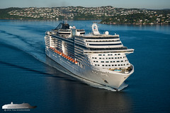 MSC Splendida [Explore #12] (Aviation & Maritime) Tags: mscsplendida msccruises msc msccrociere cruiseship cruise bergen norway