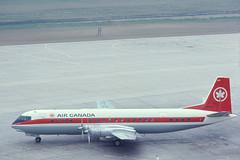 Air Canada VanguardP (T.O. Images) Tags: cftku air canada vickers vanguard toronto yyz