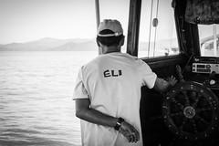 Captain Eli (Aidan Formigoni) Tags: paraty brasil brazil riodejaneiro sail sailing sea mar seaside ocean navegar navegando navigate navigating blackwhite canon canont4i canonrebelt4i t4i travel traveling viagem viajando southamerica latinamerica oceano seascape