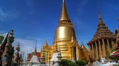 Palais Royal , Bangkok (06) (Ld\/) Tags: grand palace palais bangkok thailande thailand hdr chaophraya or gold thai