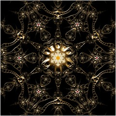 Star Power (Ross Hilbert) Tags: fractalsciencekit fractalgenerator fractalsoftware fractalapplication fractalart algorithmicart generativeart computerart mathart digitalart abstractart fractal chaos art mandelbrotset juliaset mandelbrot julia orbittrap metal sculpture star energy