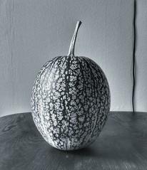 Pumpkin (matzetoews) Tags: abobora blackwhite schwarzweis kürbis pumpkin