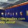 poly velour with Inherent fire flame retardant fabrics with 250-400 gsm, 160 cm (begoodfrtex) Tags: flikr