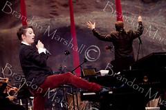 Amanda Palmer and the Colorado Symphony Orchestra (B. Marshall) Tags: pictures musician music usa colorado artist photos pics live performing band piano denver redrocks director performer symphony schedule coc songwriter cso devotchka amandapalmer june15th coloradosymphonyorchestra redrocksamphitheatre andrewlitton amandafuckingpalmer brandonmarshallphotography