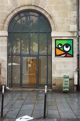 Birdy Kids Paris Le Marais (Birdy Kids) Tags: street paris art collage graffiti le graff marais birdykids
