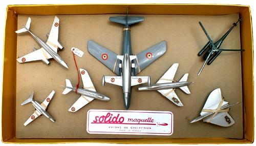 Solido aeroplani