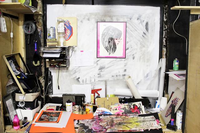 Anton Unai - Studio Visit