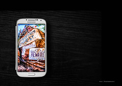 My new S4 (MikeRicciPhoto) Tags: leica samsung olympus disney panasonic galaxy wdw everest s4 omd 25mm em5 mlrphotography
