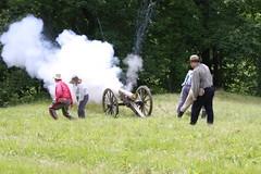 IMG_1355 (temeraire06) Tags: civilwar goosecreek reenactors loudouncounty upperville loudounvalley gettysburgprelude companyc20thmaine