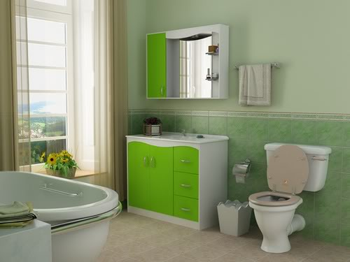 Fotos de banheiros decorados for Simple bathroom designs philippines
