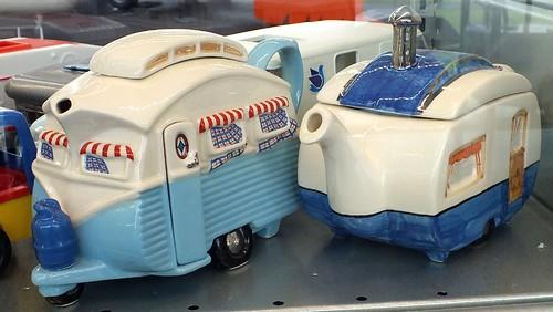 Teiere caravan