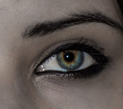 L' oeil (Christopher Glamport) Tags: eye oeil yeux likes