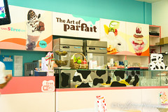 Sfree Healthy Dessert Cafe: Parferio (simplificity) Tags: cake dessert candy sweets parfait  sfree  central