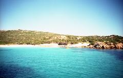 Isola Budelli (Ravo86) Tags: sardegna sea lomo lca xpro lomography mare sardinia maddalena tortuga spiaggia vacanza isola villaggio arcipelago aglientu budelli xprochrome100