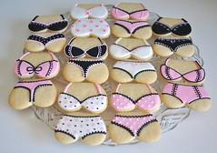 Bachelorette Party Cookies!