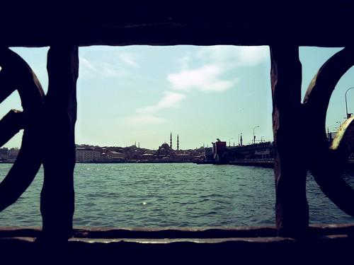Bosphore, Istanbul, Turquie