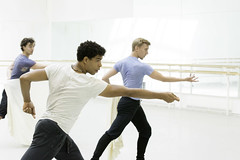 Carlos Acosta choreographs his first musical, Broadway classic Guys and Dolls