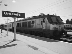 marzo-aprile 2013 RIM_Z10 #45 (train_spotting) Tags: rim grosseto trenitalia tirrenica ic657 e402a019 blackberryz10