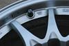 DSC_0130-2 copy (Blazedd) Tags: wheel silver grey 33 wheels gray 7 8 racing 16 rays ces volks rim rims 35 ti volk blazed ce28n titaniums ce28 16x7 16x8 blazedd