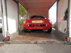 Lotus Shipment (Roadsternumber6) Tags: europa lotus elise cam twin mk1